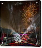 The Grateful Dead At Soldier Field Fare Thee Well Tour Acrylic Print