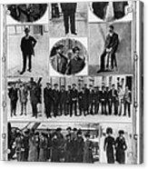 Titanic: Survivors, 1912 Acrylic Print