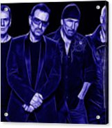 U2 Collection Acrylic Print