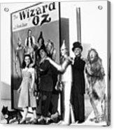 Wizard Of Oz, 1939 Acrylic Print