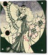 70's Angel Acrylic Print