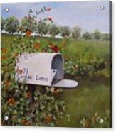 71 Cedar Lane Acrylic Print