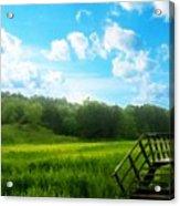 Landscape Pics Acrylic Print
