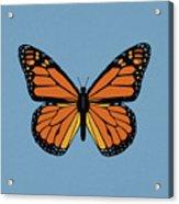 74- Monarch Butterfly Acrylic Print