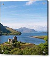 76. Eilean Donan Castle, Scotland Acrylic Print