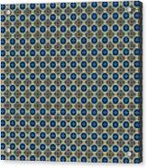 Arabesque 038 Acrylic Print