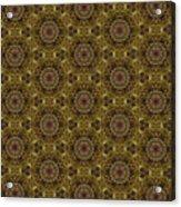 Arabesque 036 Acrylic Print