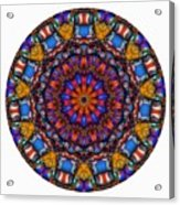 790-04-2015 Talisman Acrylic Print