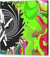 8-11-2015c Acrylic Print