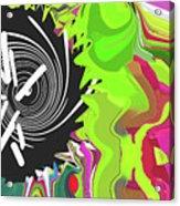 8-11-2015ca Acrylic Print