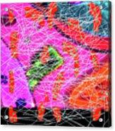 8-11-2015k Acrylic Print