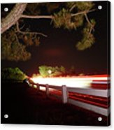 8-8-16--7126 Cruzin The Back Road, Don't Drop The Crystal Ball Acrylic Print