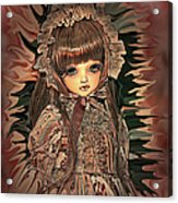 Baby Doll Collection Acrylic Print