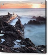 El Golfo - Lanzarote Acrylic Print