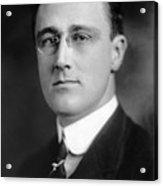 Franklin Delano Roosevelt Acrylic Print