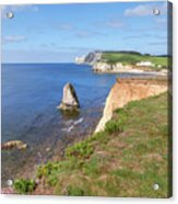 Isle Of Wight - England Acrylic Print