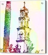 Jaffa, St Peter Church And Monastery Acrylic Print