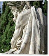 Monumental Cemetery Of Staglieno Acrylic Print