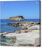Pegeia - Cyprus Acrylic Print
