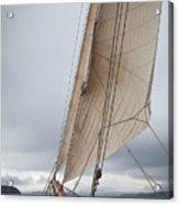 Rigg Of A Tall Ship Acrylic Print