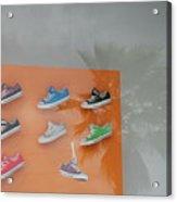 8 Sneakers Acrylic Print