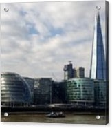 Southwark Skyline Acrylic Print