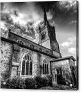 St Andrews Church Hornchurch Acrylic Print