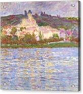 Vetheuil Acrylic Print
