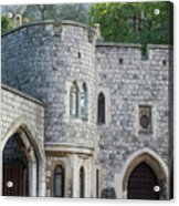 Windsor Castle Acrylic Print