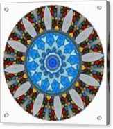 801-04-2015 Talisman Acrylic Print