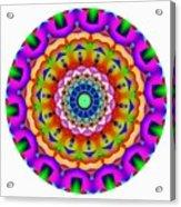 813-04-2015 Talisman Acrylic Print