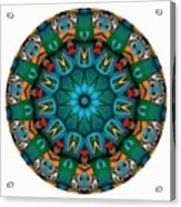 818-04-2015 Talisman Acrylic Print