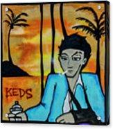 8303-2-  Little Havana Mural Acrylic Print