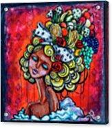 8334-1- Little Havana Mural Acrylic Print