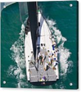 Key West Race Week Acrylic Print