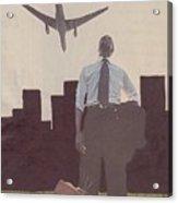9-11-12 Acrylic Print