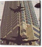 9-11-17 Acrylic Print
