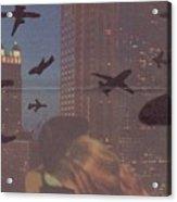 9-11-20 Acrylic Print