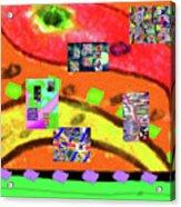 9-11-2015abcdefghijklmnopqrtuvwxyz Acrylic Print