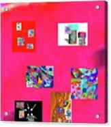 9-6-2015habcdefghijklmnopqrtuvwxyza Acrylic Print