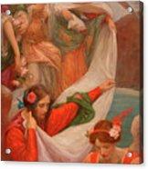 Angels Descending Acrylic Print