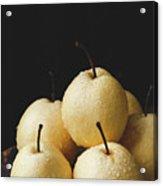 Asian Pears Acrylic Print