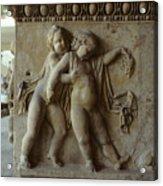 Bacchus God Of Wine Acrylic Print