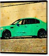 BMW Acrylic Print