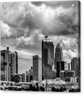 Charlotte North Carolina Acrylic Print