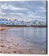 Famara - Lanzarote Acrylic Print