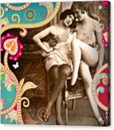 Goddesses Acrylic Print