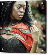 Got Warrior Princess Acrylic Print