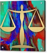 Law Office Collection Acrylic Print