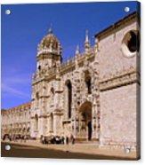 Lisbon Portugal Acrylic Print